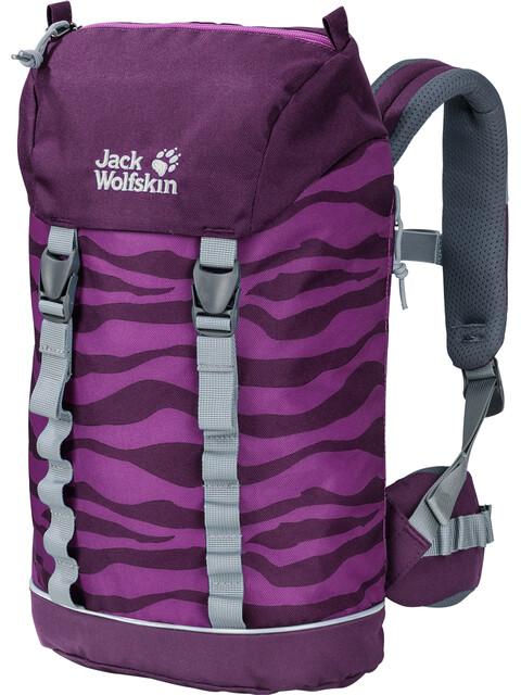Jack Wolfskin Jungle rugzak Kinderen roze/violet